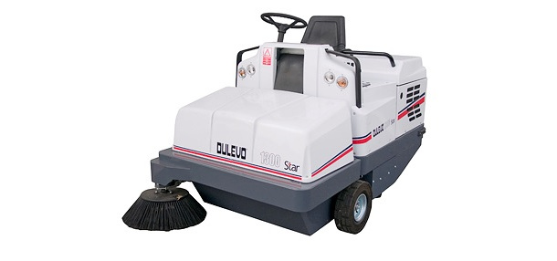 Sweeper model 1300 EH, 1300 DL