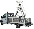 Toilet servicing vehicle Sovam VT 920