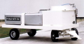 Water servicing trailer Sovam EP 820