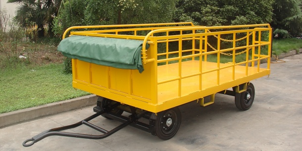 Baggage trailer SC015B4