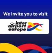 Welcome to our booth at the Inter Airport Europe exhibition