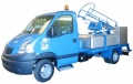Water servicing vehicle Sovam EP 920