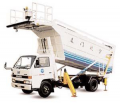Special vehicle for waste disposal from aircraft board WXQ5050ZLJ